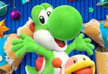 Yoshi, dinossauro, mario
