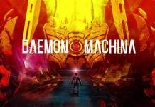 Daemon X Machina, Nintendo Switch, Nintendo