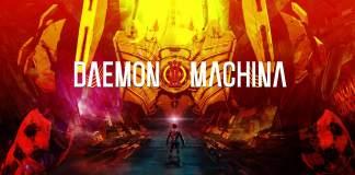 Daemon X Machina, Nintendo Switch, Nintendo