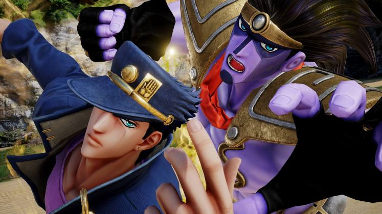 Jump Force - Jojo's Bizarre Adventure