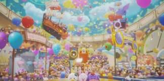 Disney, Disney Tsum Tsum Festival, jogo, Nintendo Switch