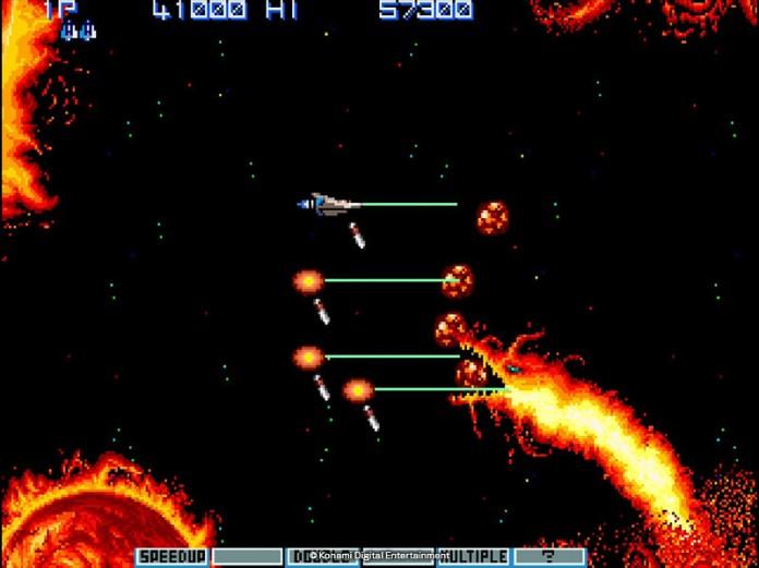Anniversary Arcade Collection Konami