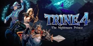 Trine, trailer