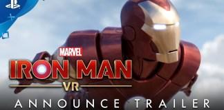 Iron Man VR, Homem De Ferro
