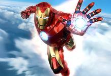 Iron Man, Iron Man VR, PlayStation VR, Homem de Ferro