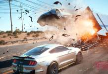 Need for speed, plant vs zombies