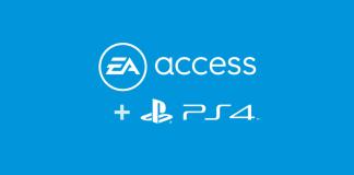 PlayStation 4, Ea Access, EA, PS4