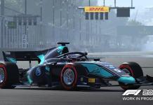F1 2019 Formula 2