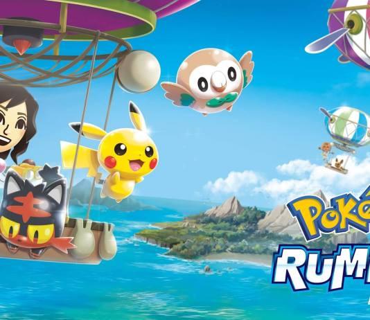 Pokémon Rumble Rush