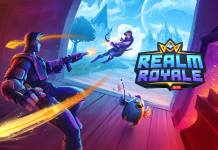 Realm Royale Nintendo Switch