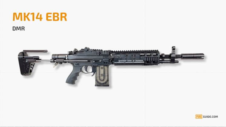 Mk14 EBR PUBG