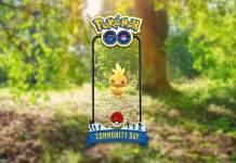 Pokémon GO, Dia comunitário, evento, Torchic