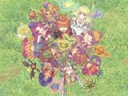Nintendo, Trials of Mana, Collection of Mana