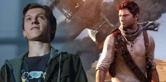 Tom Holland Filme Uncharted