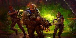Gears 5 Escape E3 2019