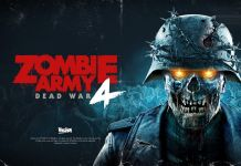 Rebellion, Zombie Army 4, Zombie Army 4: Dead War