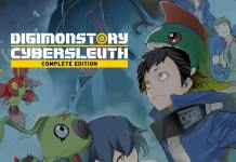 Digimon Story: Cyber Sleuth, Digimon Story, Bandai Namco, Nintendo Switch