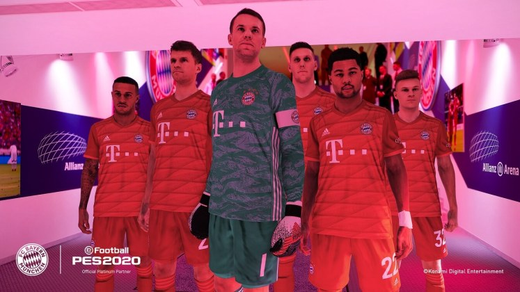 eFootball PES 2020 FC Bayern