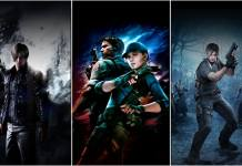 Resident Evil 5 e 6 Capcom Switch