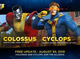 Marvel Ultimate Alliance 3, Loki, Cyclops, Colossus, Marvel Ultimate Alliance 3: The Black Order