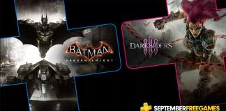 PlayStation Plus Batman Darksiders 3