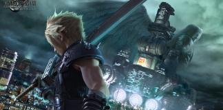 Final Fantasy VII Remake trailer gameplay