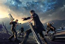 Final Fantasy XV, Square Enix
