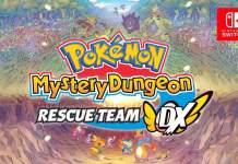 Pokémon Mystery Dungeon DX, Nintendo Switch