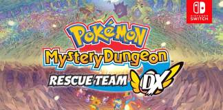 Pokémon Mystery Dungeon DX, Nintendo Switch