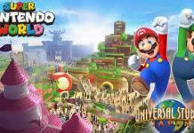 Super Nintendo World, Universal, Orlando
