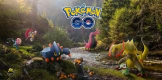 Pokemon Go Unova
