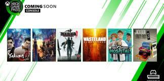 Xbox Game Pass Kingdom Hearts 3 Yakuza 0