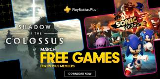 Shadow of the Colossus, Sonic Forces, Predator: Hunting Grounds, Sony, PlayStation Plus
