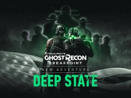 Ghost Recon: Breakpoint, Splinter cell, Sam Fisher, Expansão, Deep State