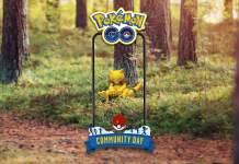 Dia Comunitario Pokemon GO Abra