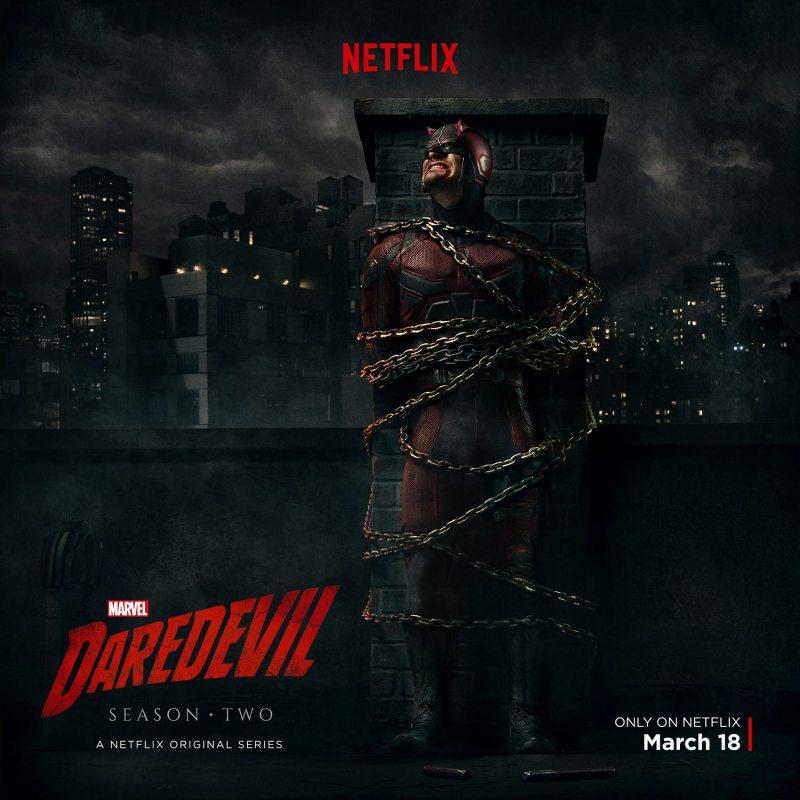 Neflix Daredevil Serie