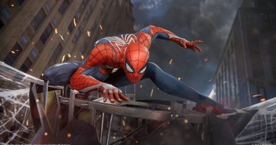 Marvel's Spider-Man Sony PlayStation 4 E3