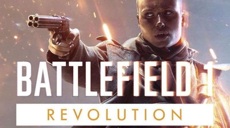 Battlefield 1 Revolution Leak