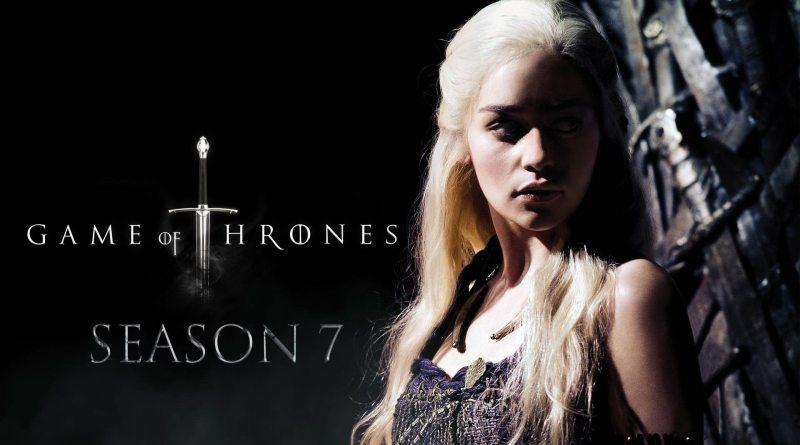 Game of Thrones Review Sturmtochter Stormborn Titel