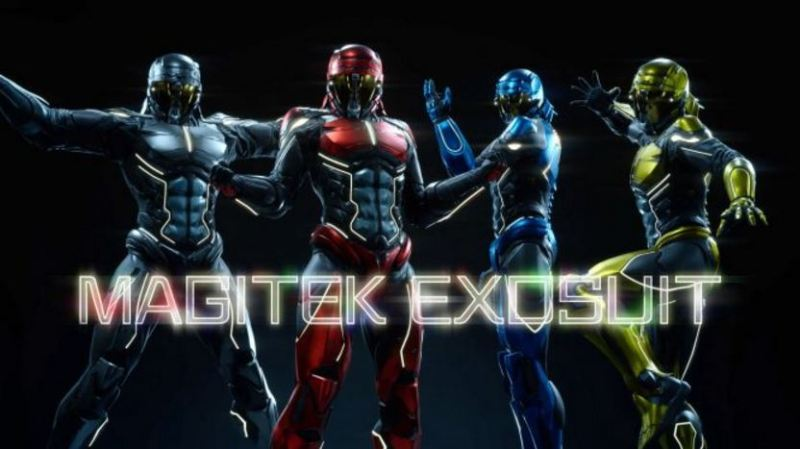 Magtek Exoskelette Magitek Exosuits Final Fantasy XV