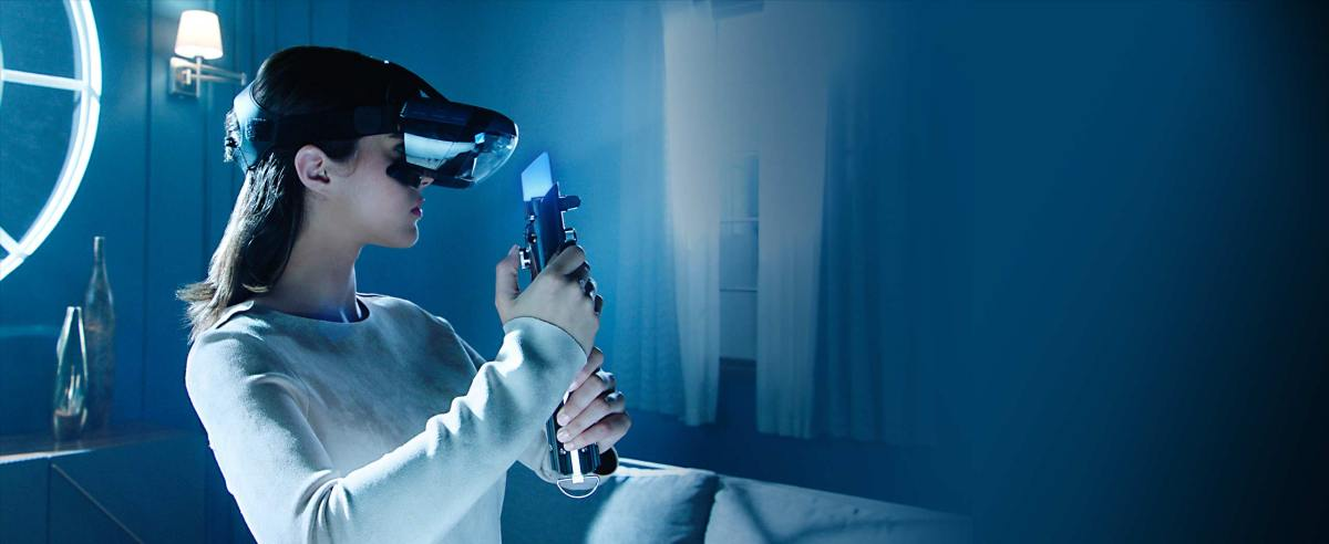 Star Wars: Jedi Challenges mit AR Headset angekündigt
