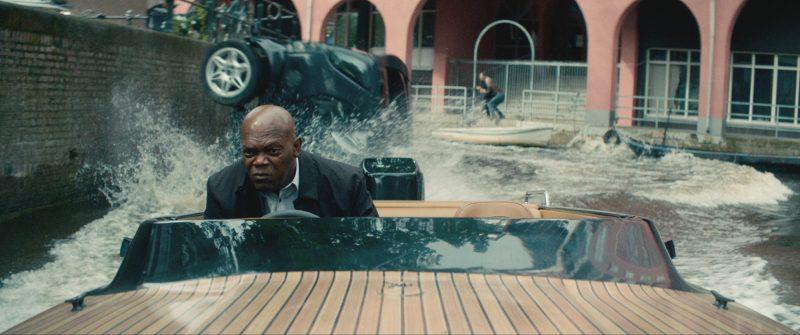 Bodyguard Killer's Bodyguard Fox Action Komödie Review Ryan Reynolds Samuel L. Jackson