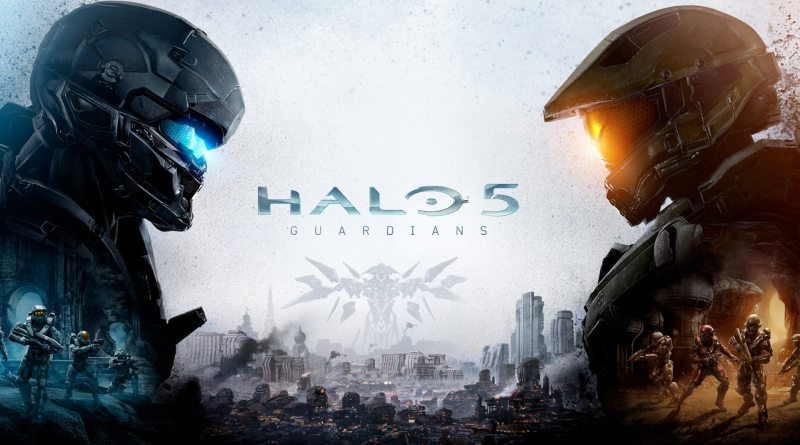Halo 5 Guardians Xbox One X Update Titel