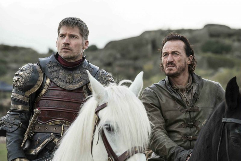 Kriegsbeute Game of Thrones Staffel 7 Episode 4 S7E4 Drachenreiter Jamie Bronn