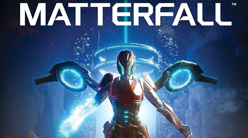 Matterfall PlayStation Review Test PS4 PlayStation 4 Housemarque Titel