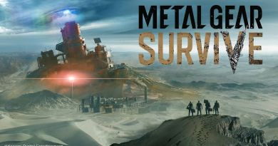 Metal Gear Survive GamescomMetal Gear Survive Beta Vorschau Preview