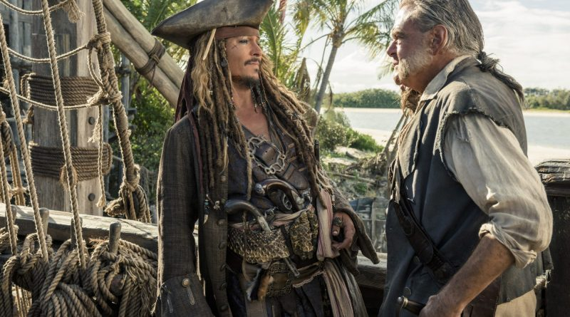 Film Pirates of the Carribean: SALAZARS RACHE Review Test Fluch der Karibik 5 Disney
