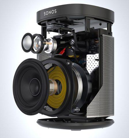 SONOS PLAY:1 Lautsprecher Speaker Wireless Multiroom 2