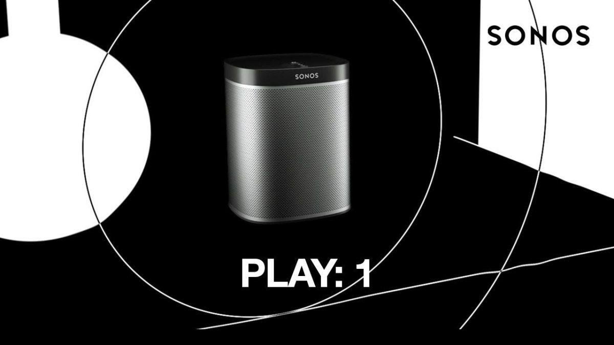 Sonos Play:1 - Viel Lärm um nichts?