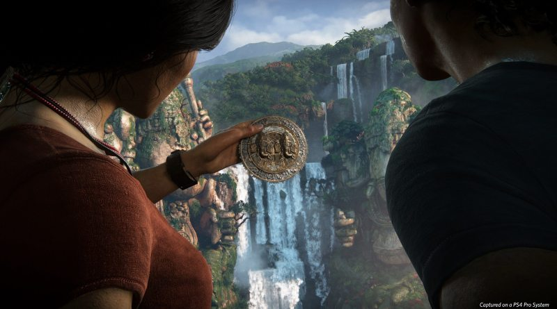 Uncharted The Lost Legacy Naughty Dog Sony PlayStation 4 PS4 Pro Review Test Titel